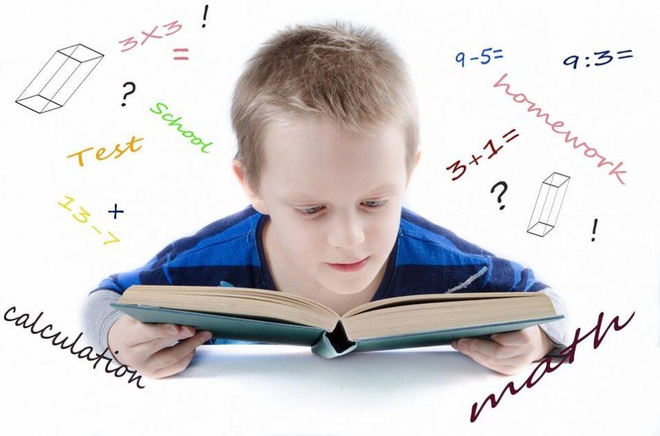 dziecko nauka
