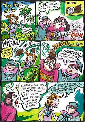 polskie komiksy